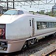 JR東日本 651系1000番台 伊豆クレイル用 IR01編成④ クロ651-1101