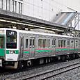 JR東日本 719系0番台 H17編成 仙台車両センター