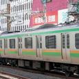 JR東日本 E217系 F01編成③ モハE217形2000番台 モハE217-2001 ロングシート車