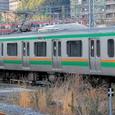 JR東日本 E217系 F01編成⑨ モハE217形0番台 モハE217-1 セミクロスシート車