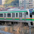 JR東日本 E217系 F01編成⑩ クハE217形0番台 クハE217-1 セミクロスシート車