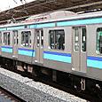 JR東日本 E231系800番台 第6編成② モハE231形800番台 モハE231-816  東西線乗入れ用 三鷹車両センター