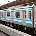JR東日本 E231系800番台 第6編成③ モハE230形800番台 モハE230-816  東西線乗入れ用 三鷹車両センター