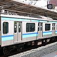 JR東日本 E231系800番台 第6編成⑧ モハE231形800番台 モハE231-818  東西線乗入れ用 三鷹車両センター