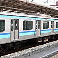 JR東日本 E231系800番台 第6編成⑨ モハE230形800番台 モハE230-818  東西線乗入れ用 三鷹車両センター
