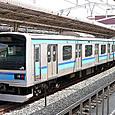 JR東日本 *E231系800番台 第6編成 中央総武線(東西線乗入れ用) 三鷹車両センター