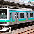 JR東日本 E231系0番台 135編成5連 ⑪ クハE230-0番台 クハE230-72 常磐線付属編成