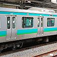 JR東日本 E231系0番台 135編成5連 ⑭ サハE230-0番台 サハE231-200 常磐線付属編成