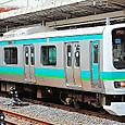 JR東日本 E231系0番台 135編成5連 ⑮ クハE231-0番台 クハE231-72 常磐線付属編成