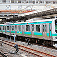 *JR東日本 E231系0番台 135編成5連 常磐線付属編成