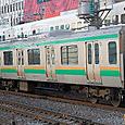 JR東日本 E231系近郊形 K39編成⑥  サハE231形1000番台 サハE231-1015 東海道線用 国府津車両センター