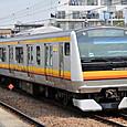 JR東日本 E233系8000番台 N08編成① クハE233-8000番台 クハE233-8008