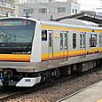 JR東日本 E233系8000番台 N08編成⑥ クハE232-8000番台 クハE232-8008