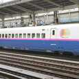 JR東日本 E2系 東北新幹線 はやて編成 J56編成⑨ E215形1000番台 E215-1006