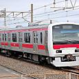 JR東日本 E331系連接車 AK-1編成⑭ クハE331形0番台 *クハE331-1 京葉線用
