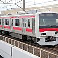 JR東日本 E331系連接車 AK-1編成① クハE330形0番台 クハE330-1 京葉線用