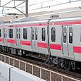 JR東日本 E331系連接車 AK-1編成③ サハE331形500番台 モハE331-502 京葉線用