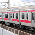 JR東日本 E331系連接車 AK-1編成⑧ サハE330形0番台 サハE330-1 京葉線用