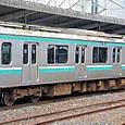 JR東日本  E501系  K701編成  10連② モハE501形 0番台 モハE501-3 常磐線 水戸線用 勝田車両センター