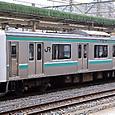 JR東日本  E501系  K751編成① クハE500形0番台 クハE500-1