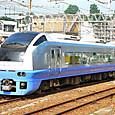 JR東日本 E653系 フレッシュひたち K302+K352編成① クハE652形0番台 クハE652-2
