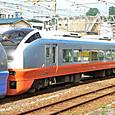 JR東日本 E653系 フレッシュひたち K302+K352編成⑧ クハE652形100番台 クハE652-102