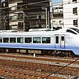 JR東日本 E653系 フレッシュひたち K308編成 クハE652形0番台 クハE652-8