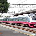 JR東日本 E653系 フレッシュひたち K301編成 クハE652形0番台 クハE652-1