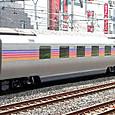 JR東日本 E26系 特急カシオペア編成⑤ スロネE27形400番台 スロネE27-402 カシオペアツイン ミニロビー付