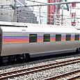 JR東日本 E26系 特急カシオペア編成⑨ スロネE27形400番台 スロネE27-401 カシオペアツイン ミニロビー付
