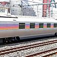 JR東日本 E26系 特急カシオペア編成⑪ スロネE27形200番台 スロネE27-201 カシオペアツイン