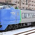 JR北海道 キハ281系 特急「スーパー北斗12号」⑦号車 キハ281形0番台 キハ281-1