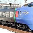 JR北海道 キハ283系 特急「スーパーおおぞら号」①号車 キハ283形0番台 キハ283-2