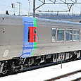 JR北海道 キハ283系 特急「スーパーおおぞら号」⑤号車 キハ282形0番台 キハ282-6