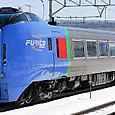 JR北海道 キハ283系 特急「スーパーおおぞら号」⑥号車 キハ283形0番台 キハ283-18