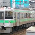 JR北海道 721系4000番台 F4202+F4102⑥ クハ721形4200番台 クハ721-4202