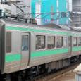 JR北海道 721系4000番台 F4203+F4103② モハ721形4100番台 モハ721-4103