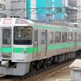 JR北海道 721系4000番台 F4203+F4103⑥ クハ721形4200番台 クハ721-4203