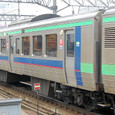 JR北海道 721系5000番台 F5201+F5101④ サハ721形5200番台 サハ721-5201 μシート車