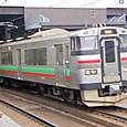 JR北海道 731系電車 G121編成③ クハ731形100番台 クハ731-121