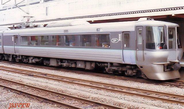 JR北海道 785系 NE105編成⑥ クハ784形0番台 クハ784-5 「スーパーホワイトアロー」