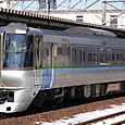 JR北海道 785系リニューアル車 NE1編成① クモハ785形0番台 クモハ785-1 特急「すずらん5号