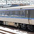 JR北海道 785系リニューアル車 NE1編成② サハ784形0番台 サハ784-1 特急「すずらん5号