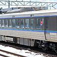JR北海道 785系リニューアル車 NE1編成④ モハ784形500番台 モハ784-501 特急「すずらん5号 Uシート