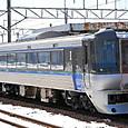 JR北海道 785系リニューアル車 NE1編成⑤ クハ785形0番台 クハ785-1 特急「すずらん5号
