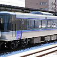 JR北海道 785系リニューアル車 NE501編成② クハ784形0番台 クハ784-3 特急「すずらん4号」