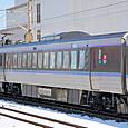 JR北海道 785系リニューアル車 NE501編成④ モハ785形500番台 モハ785-501 特急「すずらん4号」 Uシート