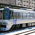 JR北海道 785系リニューアル車 NE501編成⑤ クハ784形0番台 クハ784-1 特急「すずらん4号」