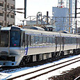 JR北海道 785系リニューアル車 NE501編成 特急「すずらん4号」