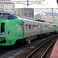 JR北海道 *789系基本番台 HE302編成ほか  特急「スーパー白鳥」